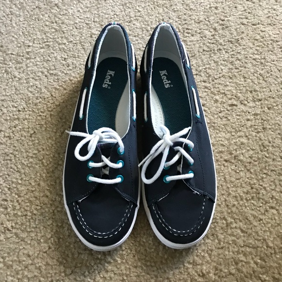 Keds Shoes | Navy Blue Arch Support